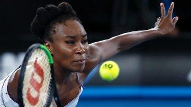Venus Williams had a phenomenal tournament.