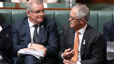 If Malcolm Turnbull and Scott Morrison are wise they'll stop building unlikely Senate decisions into their forecasts and they will be honest about what is happening to revenue.