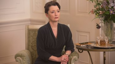 Lesley Manville in  Phantom Thread.