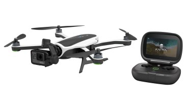 GoPro Karma Mk2: this time it stays in the air.