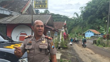 Tiris police chief Wijaya wonders whether the fish bombs that killed a 24-year-old local labourer were actually intended for his neighbour, a suspected sorcerer.