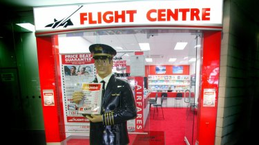 'Human error' is to blame for the accidental release of Flight Centre customers passport details.