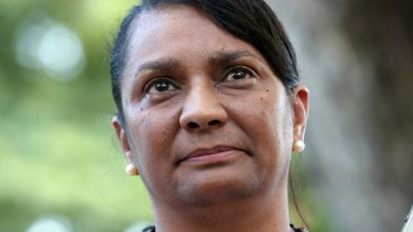 """People should be allowed to marry the people that they love"": Nova Peris."