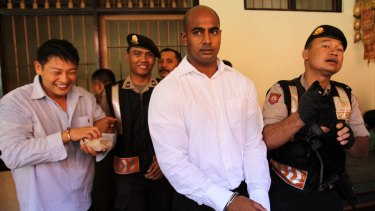 Prime Minister Tony Abbott says he hopes evidence of genuine remorse from Myuran Sukumaran, pictured, and Andrew Chan might save their lives.