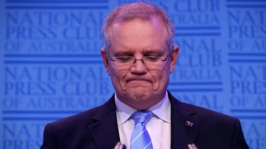 Treasurer Scott Morrison won't say how he will vote on same-sex marriage