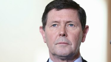 """Former defence minister Kevin Andrews says the """"reasonable"""" US request for an increased military contribution from Australia should receive """"the most favourable consideration""""."""