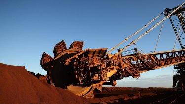 Brazilian miner Vale believes it is now receiving similar margins to Australia's iron ore miners.