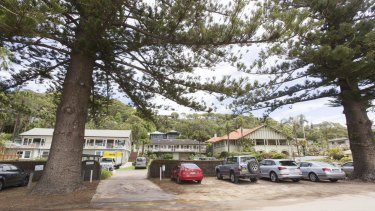 Prime site: Luckily for members of Palm Beach SLSC, volunteer clubs enjoy tax-free status.
