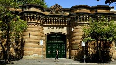 The National Art School in the historic Darlinghurst jail.