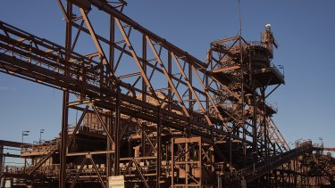 BHP Billiton's Olympic Dam copper and uranium mine was whithout power for three weeks after South Australia's blackout earlier this year.