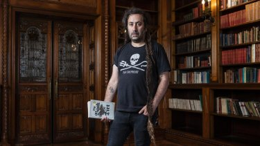 Author Bram Presser says he revels in the serendipity of browsing.