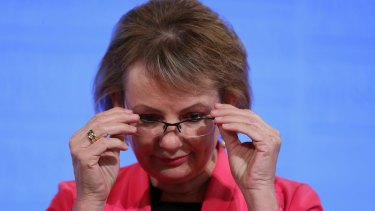 Health Minister Sussan Ley announced the review at the National Press Club on Wednesday.