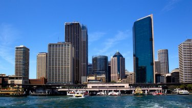 Asian capital targets CBD commercial towers.