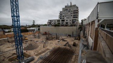 The redevelopment of the Bronte RSL site has pitted residents and Waverley Council against developers.