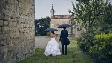"""Could """"rain on your wedding day"""" be a thing of the past?"""