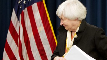 Chair Janet Yellen: The US Federal Reserve predictably left rates on hold overnight.