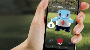 Pokemon Go has 'taken the world by storm'.