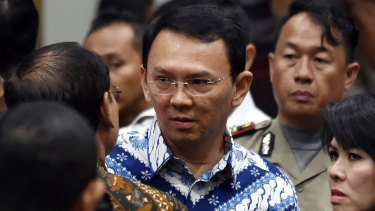 "Basuki ""Ahok"" Tjahaja Purnama was subjected to a vicious smear campaign."