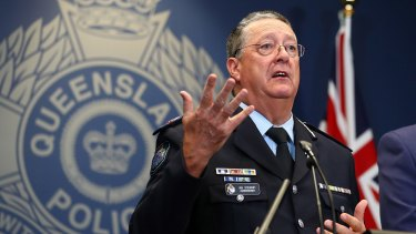 Police Commissioner Ian Stewart says officers are not deliberately manipulating crime data.