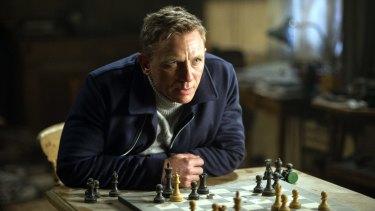 Daniel Craig stars as James Bond in <i>Spectre.</i>