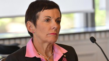 Kate Carnell is Australia's first small business and family enterprise ombudsman.
