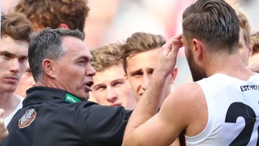 Alan Richardson and the Saints are still a mathematical chance to play finals.