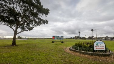 The Dingley Village site that could soon be home to the Hawthorn Football Club.
