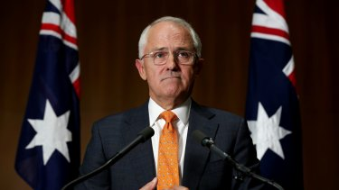 Malcolm Turnbull faced heat after being linked with the Panama Papers, but no criminal activity was found.
