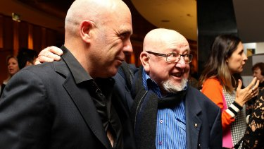 Richard Flanagan and Tom Keneally are unhappy with abolition of import restrictions.