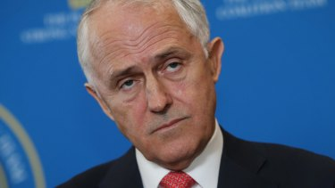 Prime Minister Malcolm Turnbull on Friday