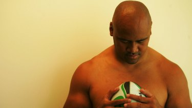 Hard road: Jonah Lomu's financial struggles were partly the result of several failed ventures.