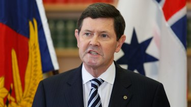 Liberal MP Kevin Andrews is concerned about a Coalition-Greens deal on school funding