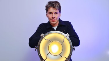 Professor Brian Cox, particle physicist and science presenter, is in Australia for his fourth and largest tour.
