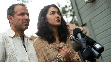 Sitora Yusufiy, the ex-wife of Orlando shooting suspect Omar Mateen.