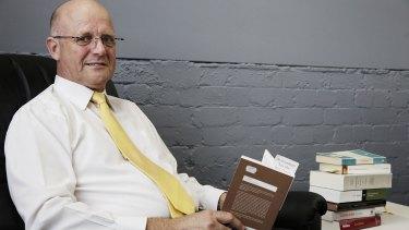 Liberal Democrat senator for NSW David Leyonhjelm