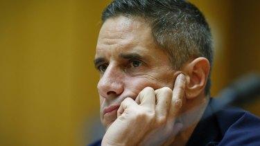 "Australian Border Force Commissioner Roman Quaedvlieg is ""on leave"" pending an investigation."