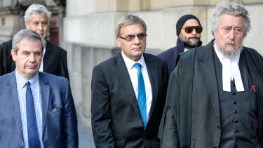 Art dealer Peter Gant and conservator Mohamed Aman Siddique were convicted of fraud last year but acquitted earlier this year.