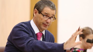Labor senator Stephen Conroy will leave the Senate.