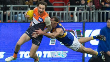Giants' defender Nathan Wilson has reportedly brought a house in WA.
