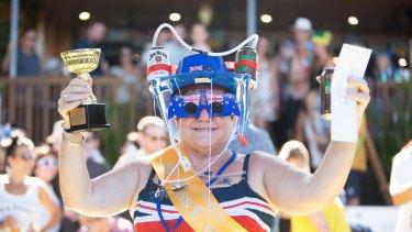 Australia Day celebrations in 2017.