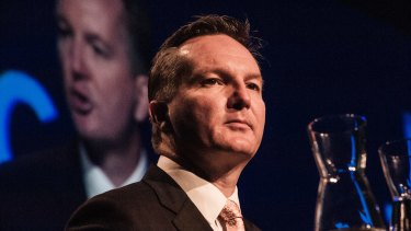 Shadow treasurer Chris Bowen wants to reduce the general capital gains tax discount from 50 per cent to 25 per cent.