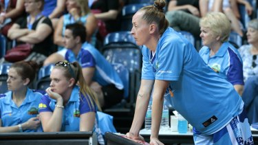 Canberra Capitals veteran Michelle Cosier will not be re-signed for the new season.