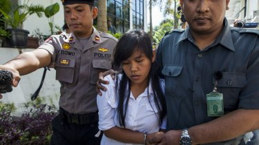 Spared: Mary Jane Veloso.