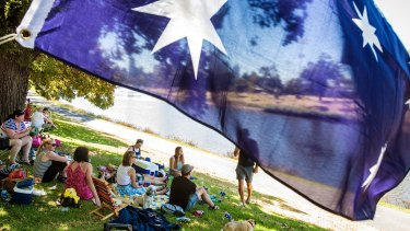 There's a growing debate over Australia Day.