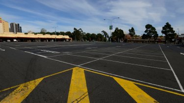 A new public space is likely to replace the current open-air car park.