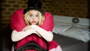 Sydney Fringe Festival - The Giant Worm Show by Melita Rowston.