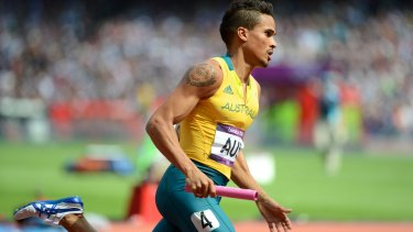 Former Olympic athlete John Steffensen is a member of the bid working group.