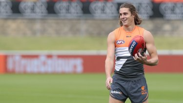 GWS's Canberra members can get in for free to watch the Giants' Jack Steele take on Hawthorn.
