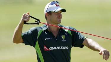 Shane Watson is likely to edge out Mitch Marsh for the first Test.