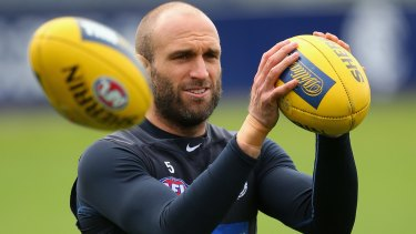 "Chris Judd: ""Obviously, I've got no interest in really fighting anyone – particularly strangers that I don't know."""